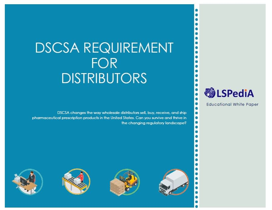4 steps to implement DSCSA for distributors