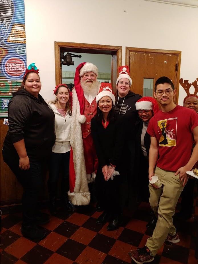 lspedia st. mary volunteer holiday 2019