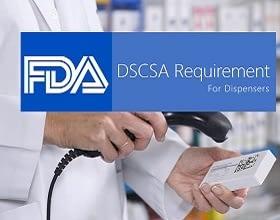 fda dscsa requirement for dispensers