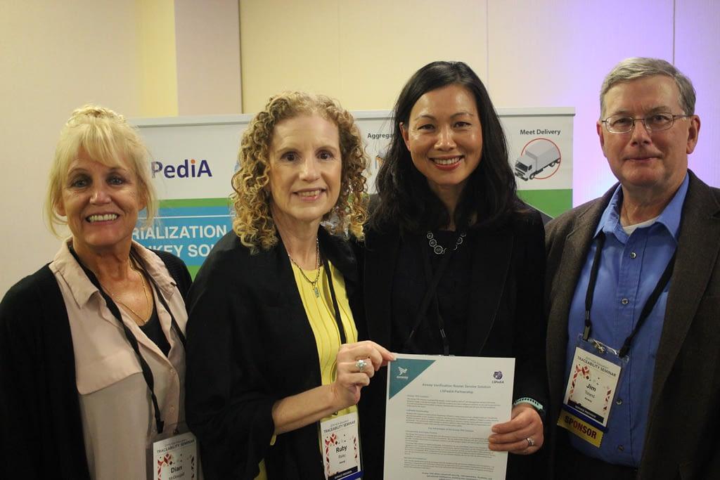 LSPediA and Axway Partnership
