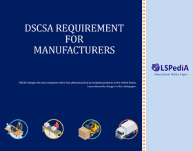 dscsa requirement for manufacturers